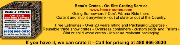 Beau's Crates