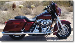 ABS Brakes on the 2008 Street Glide