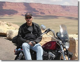 Kirk Johnson, Phoenix Bikers President